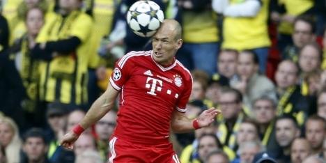 """Trotse Robben: """"We hebben een superteam"""""""