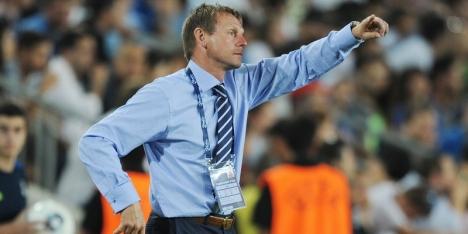 """Pearce legt schuld bij spelers: """"Niet gepresteerd"""""""