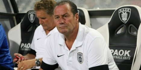 Stevens krijgt Natcho bij selectie PAOK Saloniki