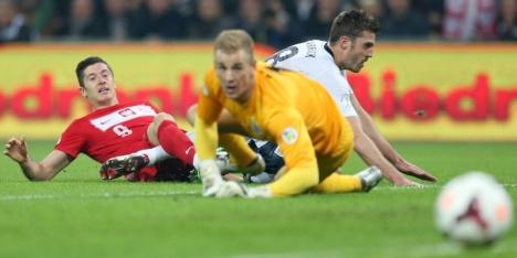 Hart nog niet terug onder de lat bij Manchester City