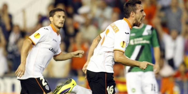 Groep A: Valencia klopt Swansea en overwintert