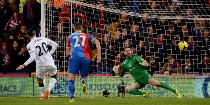 Speroni (36) plakt er twaalfde jaar aan vast bij Palace