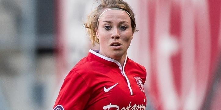Ajax versterkt zich met 'A-categorie-speelster' Pieëte