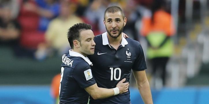 Benzema door sekstape voorlopig niet bij Les Bleus