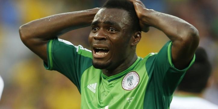 Titelhouder Nigeria speelt gelijk en ontbreekt op Afrika Cup
