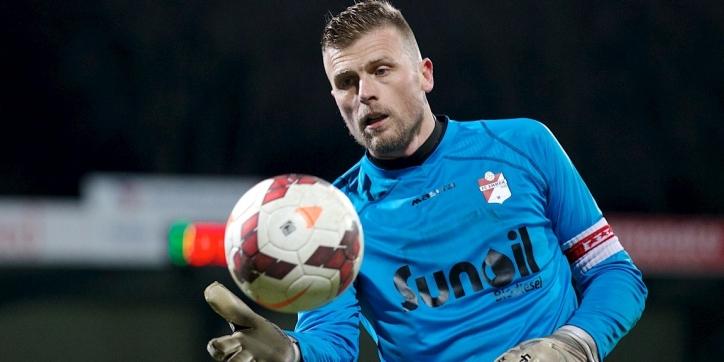 FC Groningen: Van der Vlag (36) komt, Van der Lei gaat