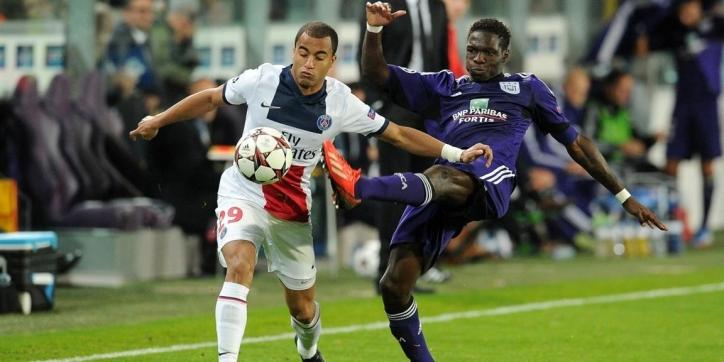 Anderlecht breekt contract verdediger N'Sakala open