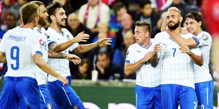 Groep H: Italië en Kroatië blijven de dienst uitmaken
