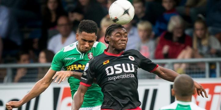 Excelsior en FC Dordrecht spelen gelijk in streekderby: 1-1
