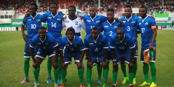 Bondsvoorzitter van Sierra Leone gearresteerd