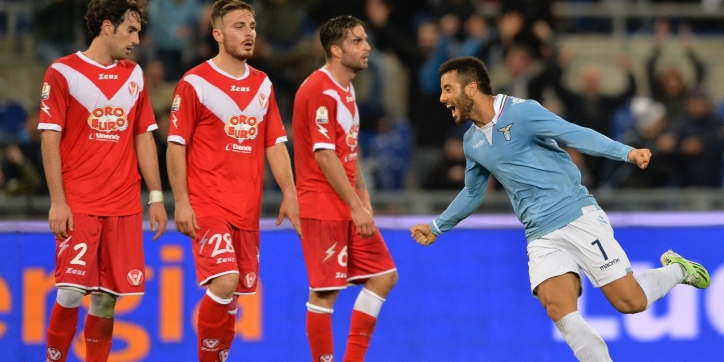 De Vrij en Braafheid bekeren simpel verder met Lazio