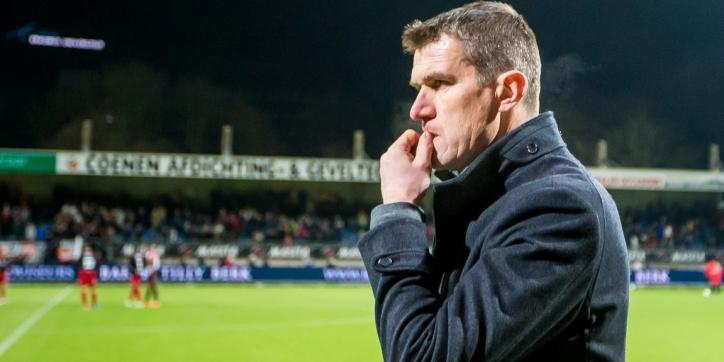 Dijkhuizen vindt nieuwe verdediger bij Anderlecht