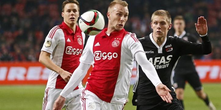 Programma Eredivisie: Ajax start bij AZ, ADO-PSV