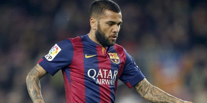 Dani Alves ziet Guardiola als 'de Einstein van het voetbal'
