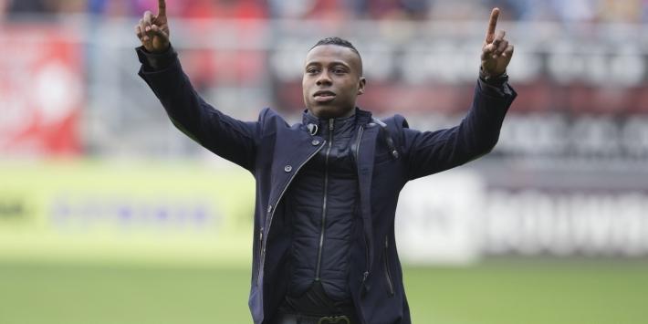 Promes leidt Spartak Moskou met twee goals naar zege