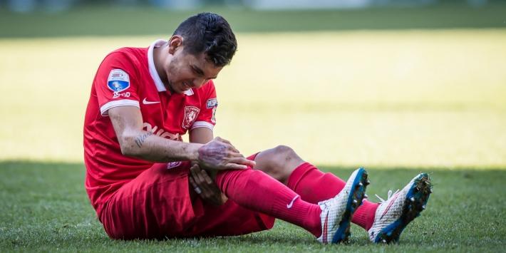 FC Twente krijgt Corona terug met dijbeenblessure