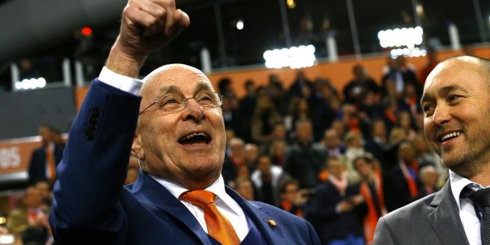"""Van Praag: """"Ik bestrijd dat het een bende is bij de KNVB"""""""