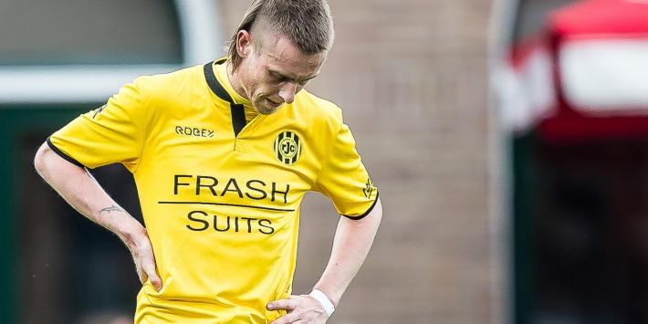 Roda krijgt pak rammel, concurrent Eindhoven loopt uit