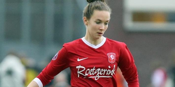 Voetbalsters FC Twente weer landskampioen