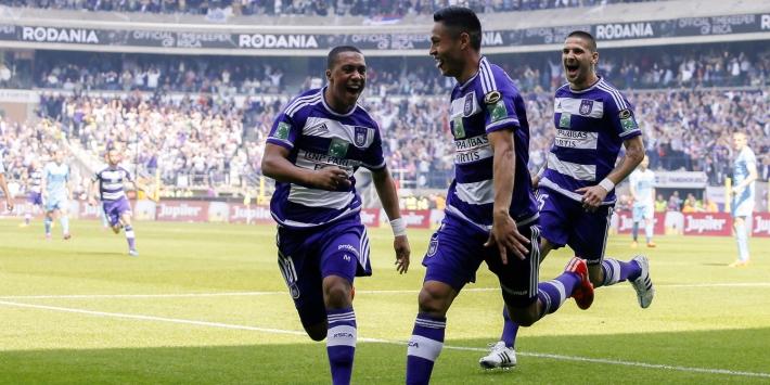Anderlecht vloert kampioen, maar grijpt naast CL-voetbal