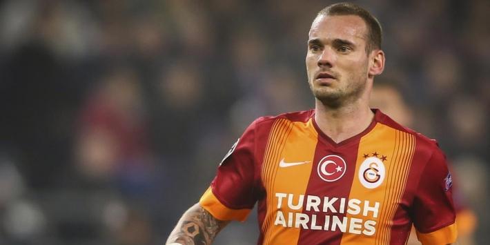 """Ophef over goal Sneijder: """"Vertrouw mijn teamgenoten"""""""
