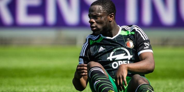 Manu praat met bondscoach Ghana over interlandcarrière