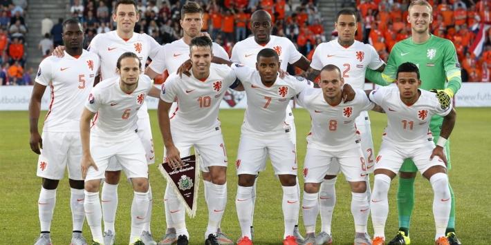 Oranje in loodzware kwalificatiepoule voor WK 2018