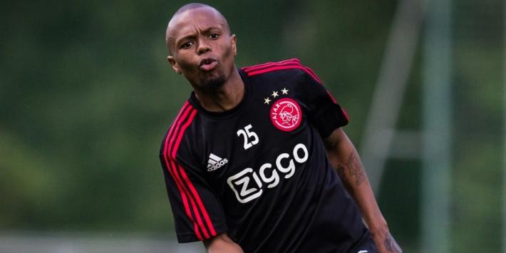 Heerenveen denkt aan Ajax-bankzitter Serero