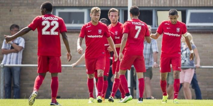 FC Twente, Excelsior en NEC winnen oefenduels