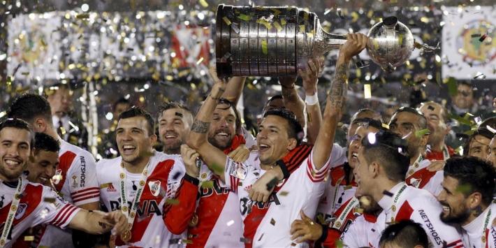 River Plate pakt Argentijnse beker na spektakelstuk