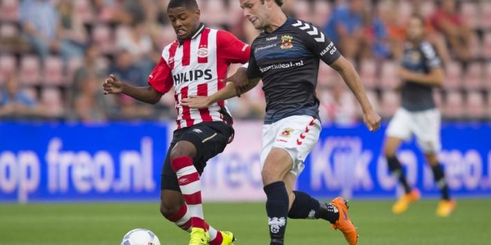 'Toptalent Paal kiest voor langer verblijf bij PSV'