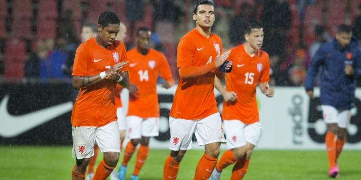 Jong Oranje pakt wél drie punten in Turkije