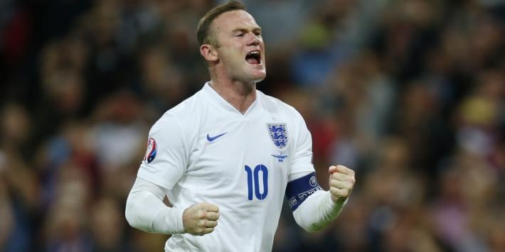 Foutloos Engeland laat vijf spelers achter in Londen