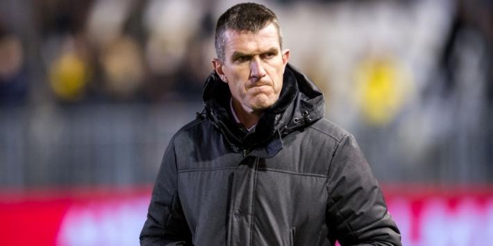 """NAC blijft steken op 1-1: """"Hadden zes keer moeten scoren"""""""