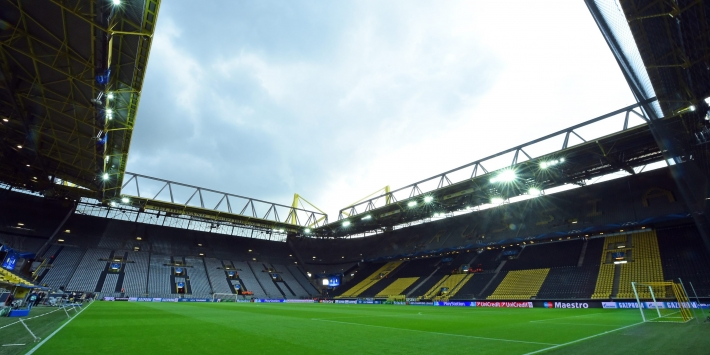 Dortmund krijgt boete voor feestje na derbyzege