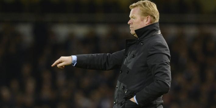 Boruc verdenkt Koeman ervan voor Everton-geld te kiezen