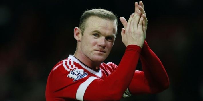 """Rooney steunt Van Gaal: """"We zijn hem dankbaar"""""""