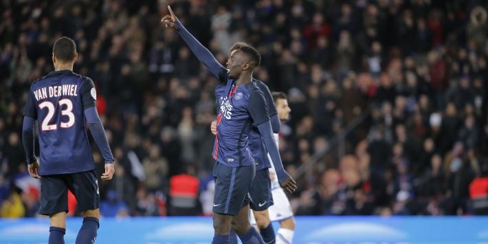Frans talent Augustin schiet PSG naar oefenzege op Inter