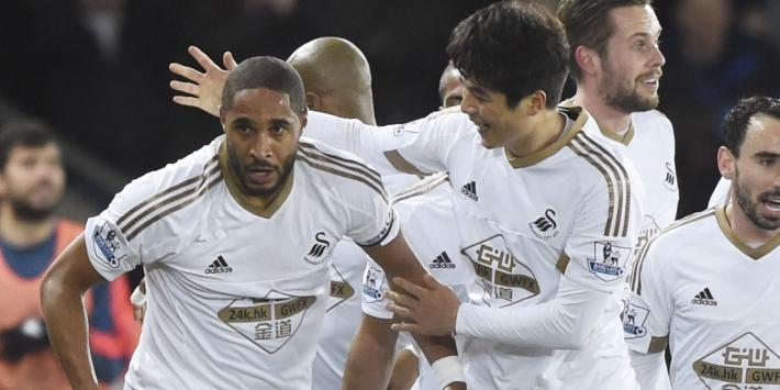 Williams matchwinner voor Swansea tegen Watford