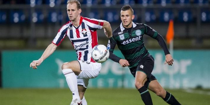 """Van der Struijk: """"Willem II verdient niet de schoonheidsprijs"""""""