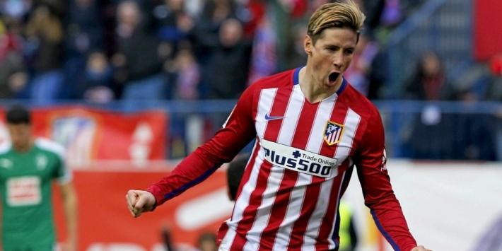 """Fernando Torres aan de slag bij Atlético: """"El Niño is weer thuis"""""""