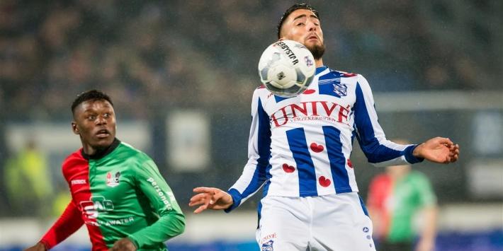 'Heerenveen haalt City-verdediger en laat Cavlan vertrekken'