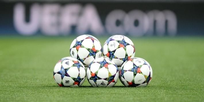 Ajax kent alle opponenten in voorronde Champions League