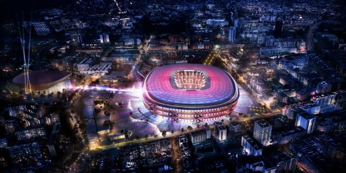 'El Clásico mogelijk in Madrid gespeeld door onrust in Barcelona'
