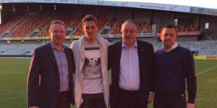 Fransman Verdier verlengt contract bij KV Mechelen