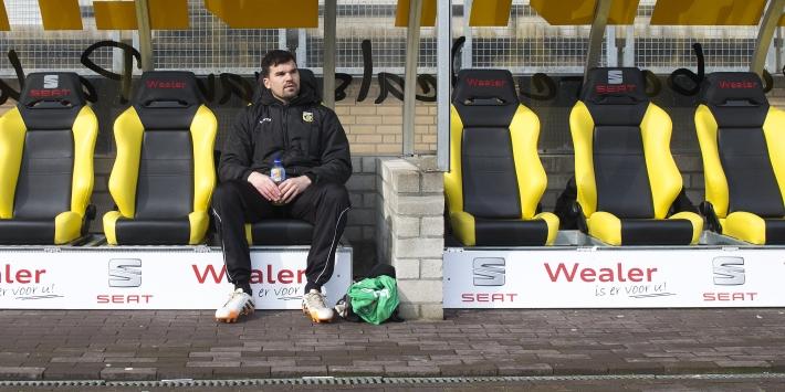 Vitesse zegt aflopend contract doelman Velthuizen op