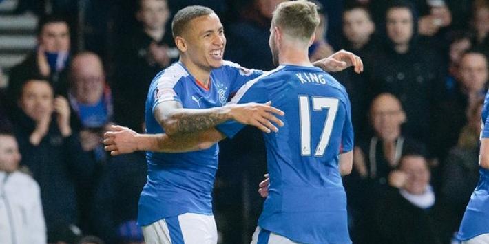 Rangers eindelijk terug op hoogste niveau in Schotland