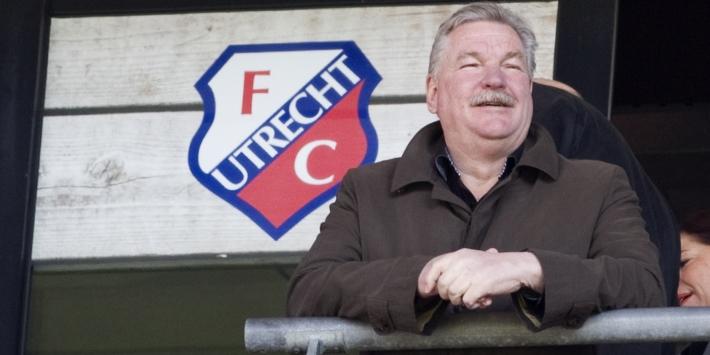 Utrecht gaat aandelen uitgeven, Van Seumeren blijft grote man