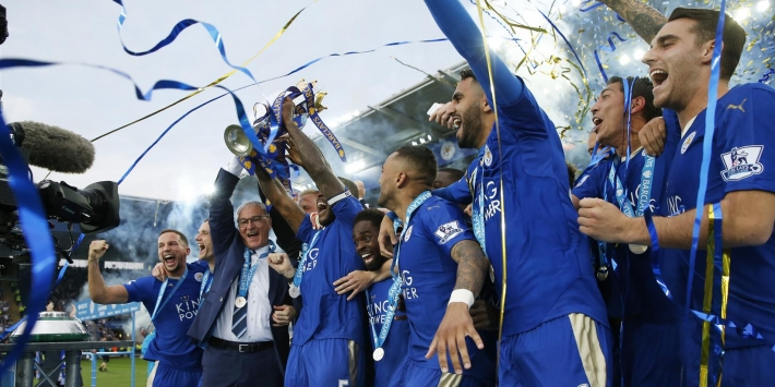 Leicester City in pot 1 bij loting Champions League