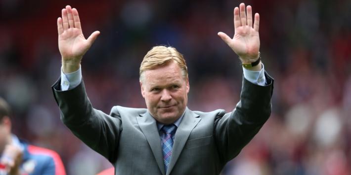"""Ronald Koeman tekent bij Everton: """"Geloof in deze club"""""""